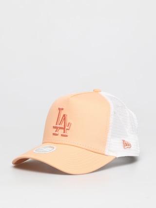 New Era u0218apcu0103 Trucker La Dodgers ZD Wmn (orange)