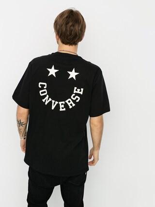 Converse Tricou Star Graphic (black)
