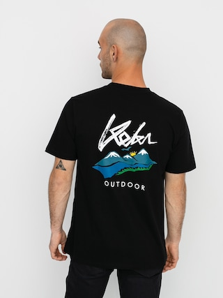 Koka Tricou Outdoor (black)