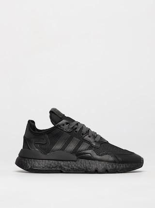adidas Originals Pantofi Nite Jogger (cblack/cblack/cblack)