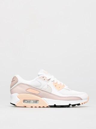 Nike Pantofi Air Max 90 Wmn (white/platinum tint barely rose)