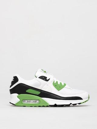 Nike Pantofi Air Max 90 (white/white chlorophyll black)