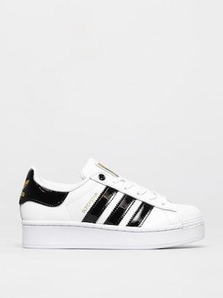 adidas Originals Pantofi Superstar Bold Wmn (ftwwht/cblack/goldmt)