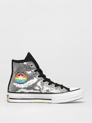 Converse Teniu0219i Chuck 70 Hi (white/black/university red)