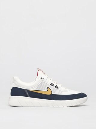 Nike SB Pantofi Nyjah Free 2 0 (obsidian/club gold white obsidian)