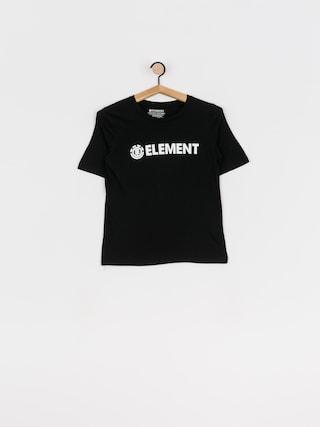 Element Tricou Logo Cr Wmn (black)