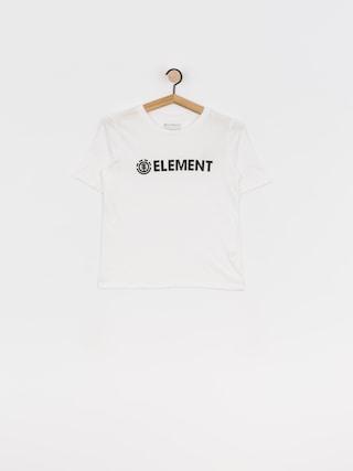 Element Tricou Logo Cr Wmn (white)