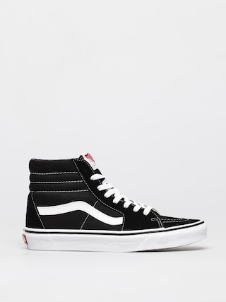 Pantofi Vans Sk8 Hi (black/black/white)