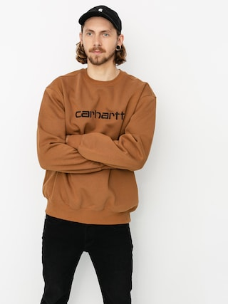 Carhartt WIP Hanorac Carhartt (hamilton brown/black)