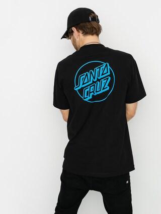 Emerica Tricou Em X Sc Logo Drop (black)