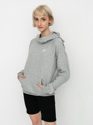Nike Hanorac cu glugu0103 Sportswear Essential HD Wmn (grey heather/white)