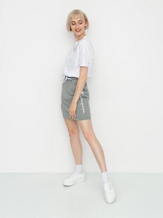 Champion Fustu0103 Skirt 112649 Wmn (grjm)