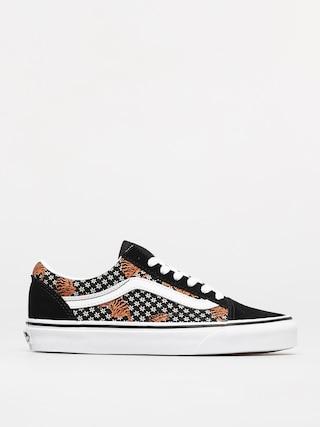 Pantofi Vans Old Skool (tiger floral/black/true white)