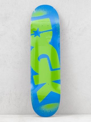 DGK Placu0103 Og Logo (blue/green)