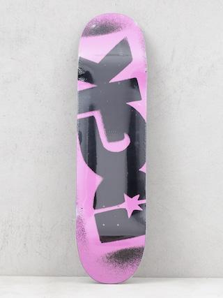 DGK Placu0103 Og Logo (pink/black)