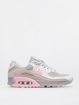Nike Pantofi Air Max 90 (vast grey/pink wolf grey string)