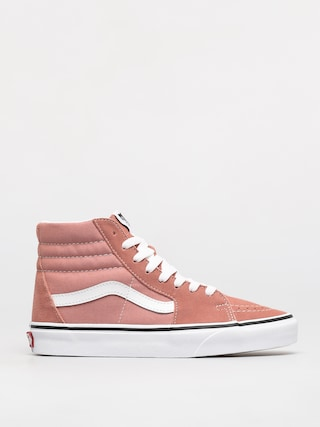 Vans Pantofi Sk8 Hi (rose dawn/true white)