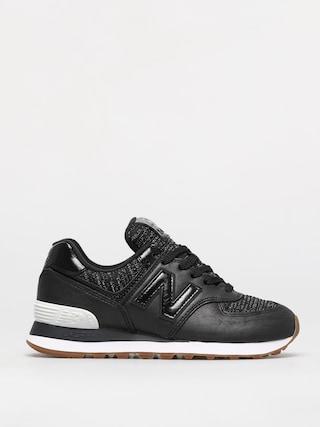 New Balance Pantofi 574 Wmn (black)
