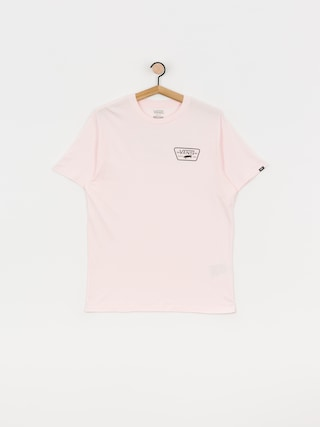 Vans Tricou Full Patch Back (cool pink/black)
