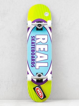 Real Skateboard Rays (yellow/green)