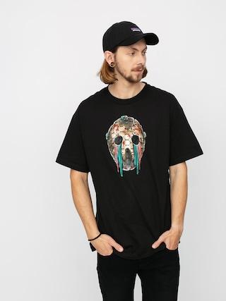 DGK Tricou Hooligan (black)