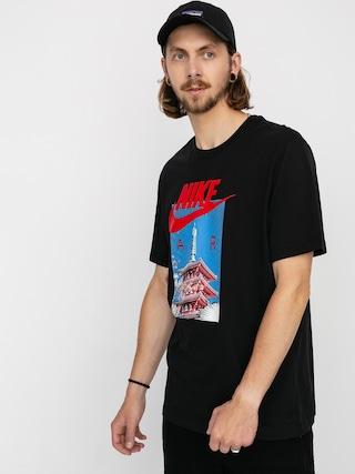 Nike Tricou Air Photo (black)