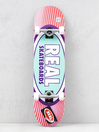 Real Skateboard Rays (red/pink)