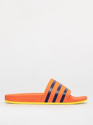 adidas Originals Klapki Adilette (trace orange/hi-res orange/dark blue)
