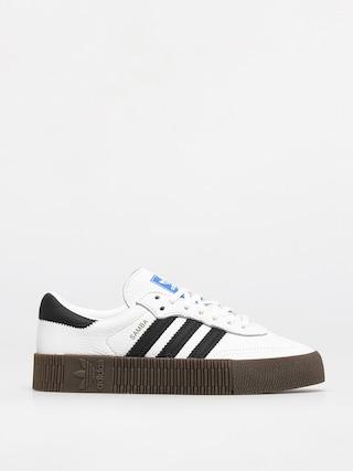 Pantofi adidas Originals Sambarose Wmn (ftwwht/cblack/gum5)