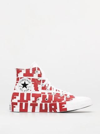 Converse Teniu0219i Chuck Taylor All Star Hi (university red/white/white)