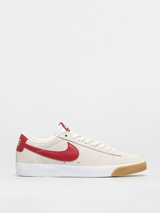 Nike SB Pantofi Blazer Low Gt (sail/cardinal red white gum light brown)