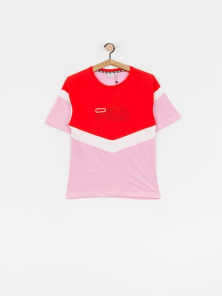 Fila Tricou Laeta Wmn (lilac sachet/poppy red/bright white)