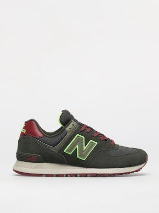 New Balance Pantofi 574 (green)