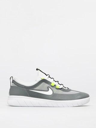 Nike SB Pantofi Nyjah Free 2 0 (smoke grey/white lt smoke grey)