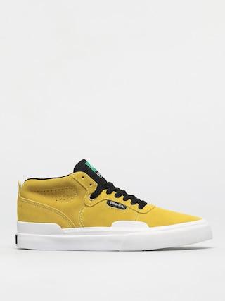 Emerica Pantofi Pillar (yellow)