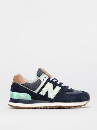 New Balance Pantofi 574 Wmn (navy)