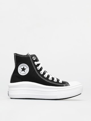 Converse Pantofi Chuck Taylor All Star Move Wmn (black/natural ivory/white)