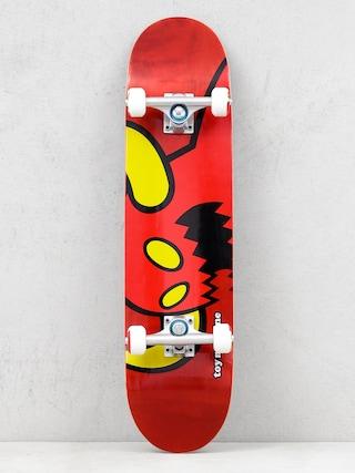 Toy Machine Skateboard Vice Monster (dark red)