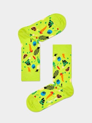 u0218osete Happy Socks Veggie (lime)