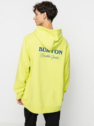 Burton Hanorac cu glugu0103 Durable Goods HD (limeade)
