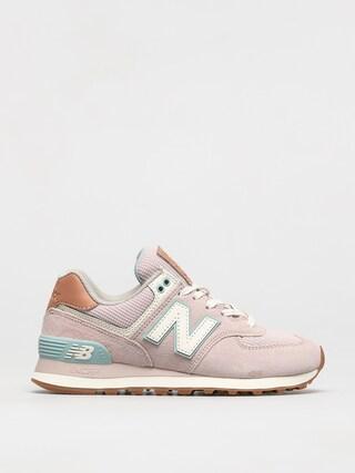 New Balance Pantofi 574 Wmn (pink)