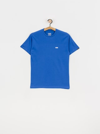 Vans Tricou Left Chest Logo (royal blue)
