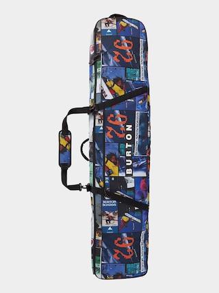 Burton Husu0103 pentru schi Wheelie Gig Bag (catalog collage print)