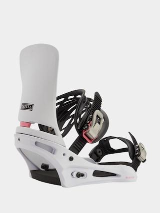 Burton Legu0103turi pentru snowboard Cartel (miami white)