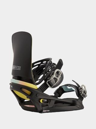 Legu0103turi pentru snowboard Burton Cartel X Est (black/multi)