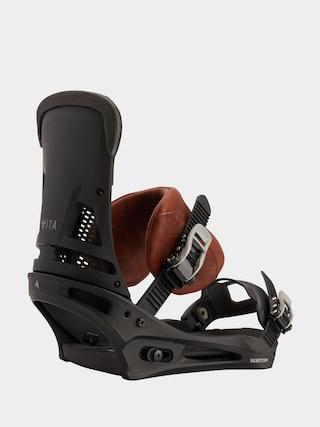 Burton Legu0103turi pentru snowboard Malavita (marbled leather)