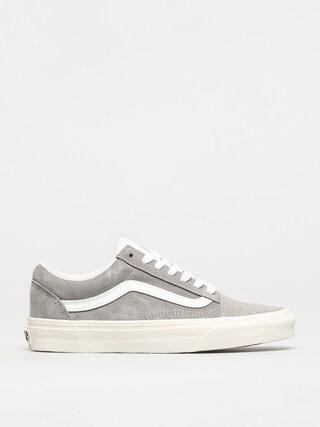 Pantofi Vans Old Skool (pig suede/drizzlesnowwht)