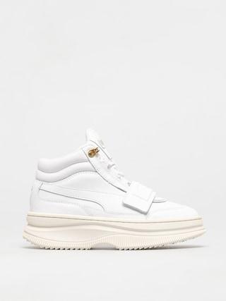 Pantofi Puma Deva Boot Wmn (white/marshamllow)