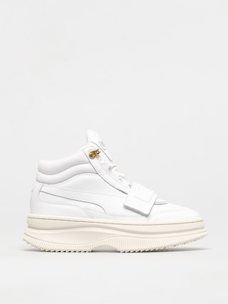 Puma Pantofi Deva Boot Wmn (white/marshamllow)