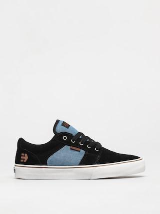 Etnies Pantofi Barge Ls (black/blue/black)